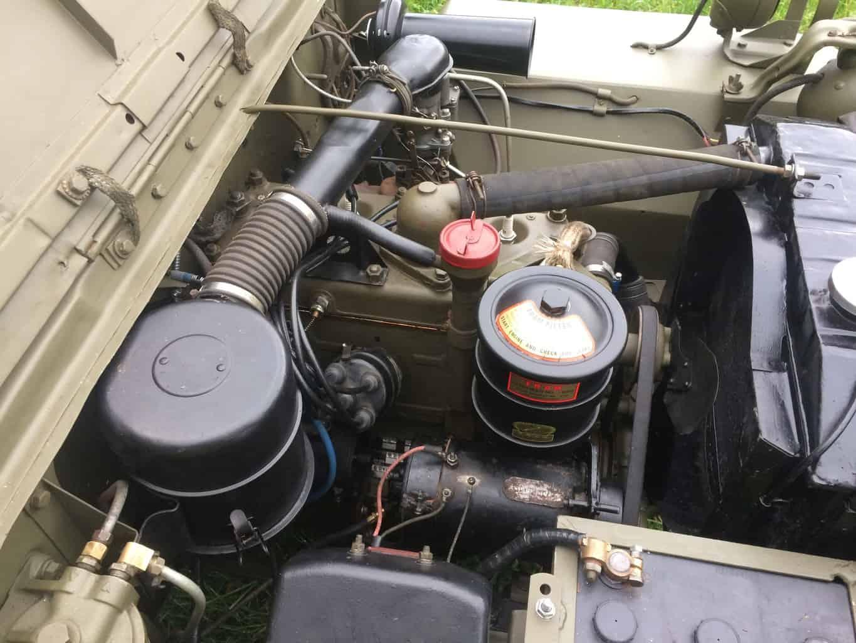 moteur willys